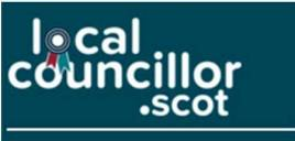 local-councillor-website