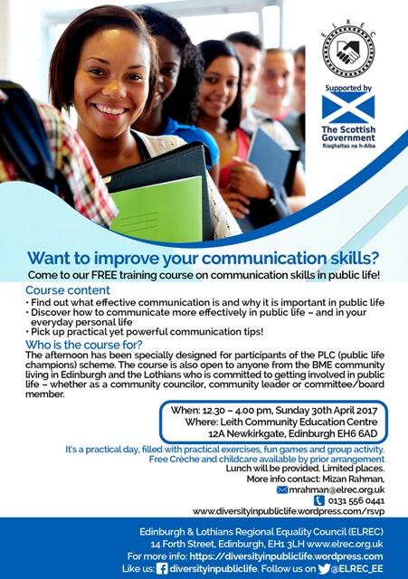 Communication Skills Website